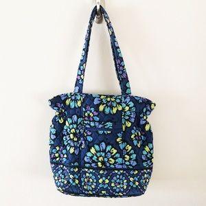 VERA BRADLEY | Indigo Pop Shoulder Bag